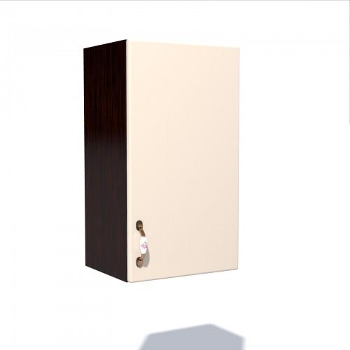 Corp superior 40 cu 1 usa Zebra MDF vanilie simplu poza spectral.ro