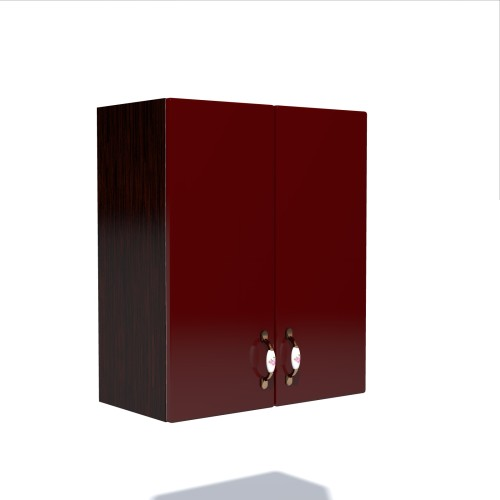Corp Superior Usi Scurgator Vase Mdf Rosu Simplu Spectral