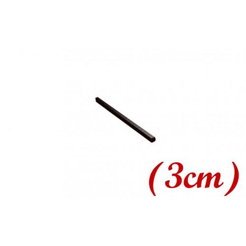 Blat atermic culoare stejar ciocolata H28 03 cm imagine spectral.ro