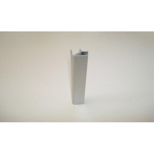 Terminatie plinta argintie H100 imagine spectral.ro