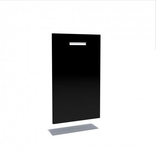 Front pentru masina de spalat vase 45cm negru poza spectral.ro