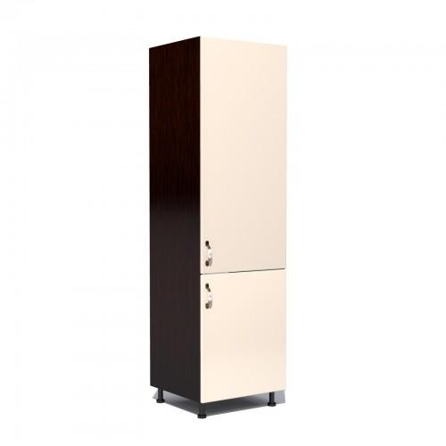 Corp pentru frigider incorporabil Zebra MDF vanilie simplu