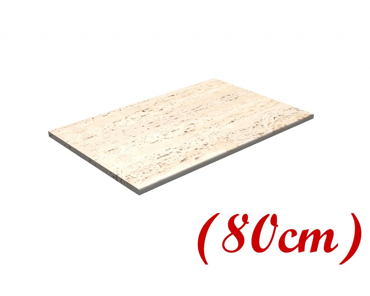 Blaturi Bucatarie Dimensiuni.Blat Atermic Culoare Marmura H28 80 Cm Corp 80